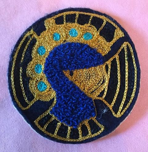 50 yo blazer patch
